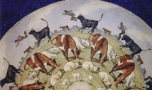 Bull Leaping (5/5)