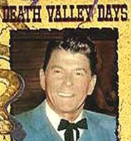 Ronald Reagan, Muybridge and Stanford, and Death Valley Days (3/6)
