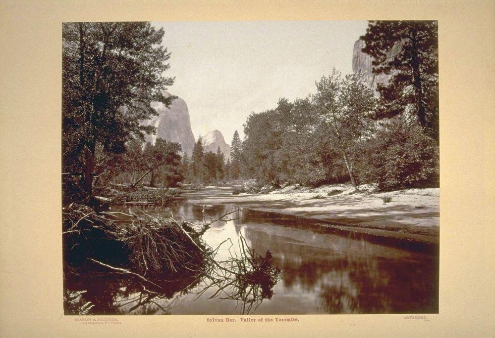 Muybridge Yosemite