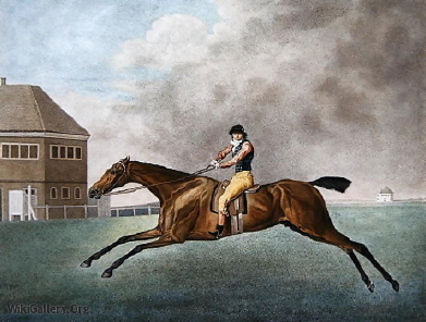 Lankester: The Problem of the Galloping Horse (4/6)