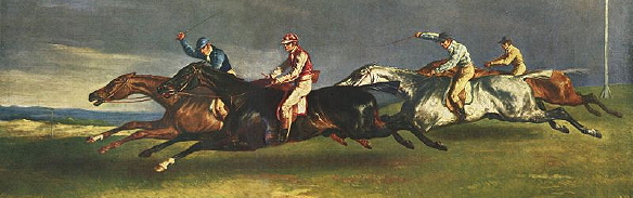 Lankester: The Problem of the Galloping Horse (5/6)
