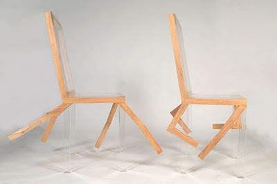 Mike kann of studio801 created the muybridge chair gallop series