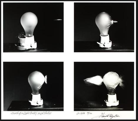 Photographing Motion: Eadweard Muybridge and Harold Edgerton