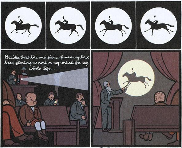 Muybridge and The Smartest Kid on Earth (1/3)