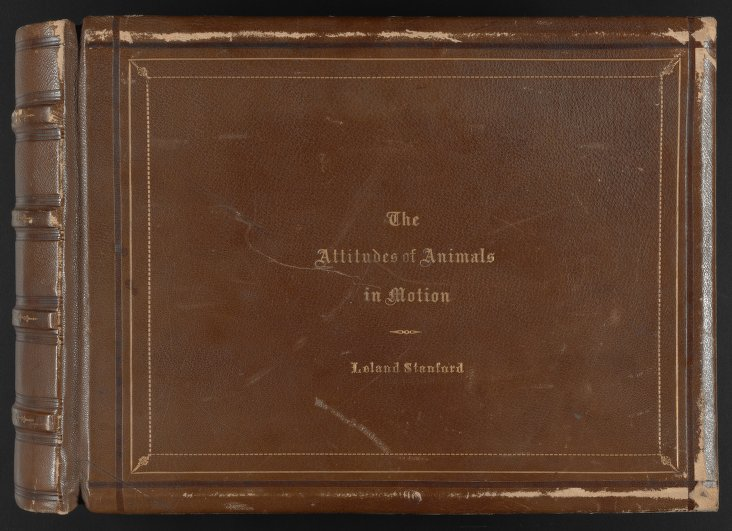 Attitudes of Animals in Motion (1881) at Stanford Digital Repository (3/3)
